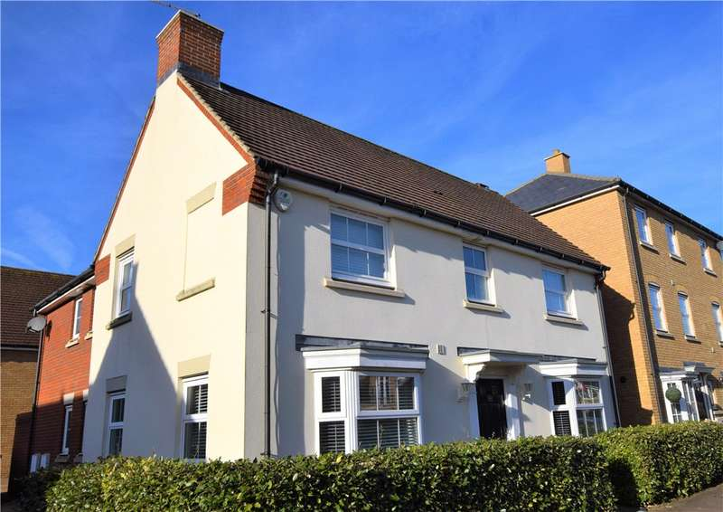 4 Bedrooms Detached House for sale in Little Canfield