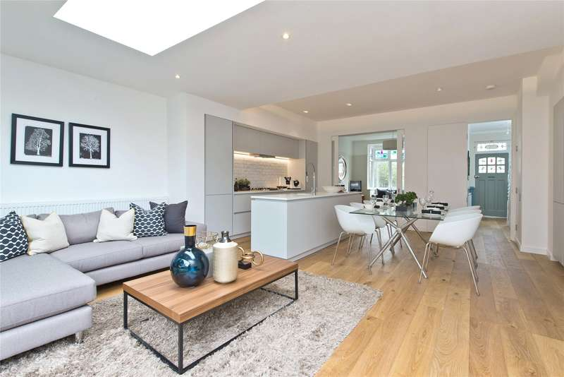 5 Bedrooms House for sale in Seymour Road, London, SW18