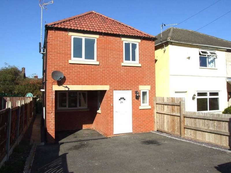 3 Bedrooms Detached House for sale in Hamlet Lane, South Normanton, Alfreton, Derbyshire, DE55