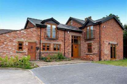 5 Bedrooms Detached House for sale in Old Forge Row, Liverpool, Merseyside, United Kingdom, L31