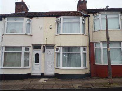 2 Bedrooms Terraced House for sale in Donegal Road, Liverpool, Merseyside, England, L13