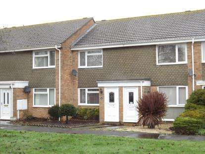 2 Bedrooms Terraced House for sale in Christchurch, Dorset