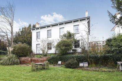 2 Bedrooms Flat for sale in Lansdowne Crescent, Worcester, Worcestershire