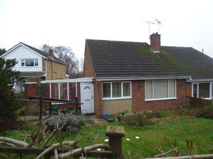 2 Bedrooms Bungalow for sale in Attwood Crescent, Coventry, West Midlands