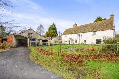 4 Bedrooms Semi Detached House for sale in Coaley, Dursley, Gloucestershire, England