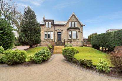 4 Bedrooms Detached House for sale in Glen Road, Shotts