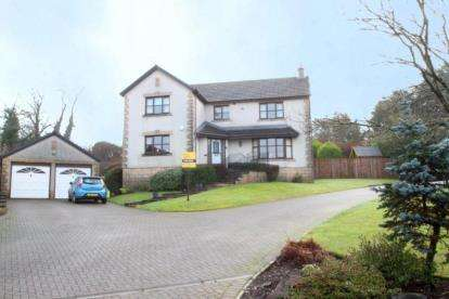 4 Bedrooms Detached House for sale in Newton Place, Newton Mearns