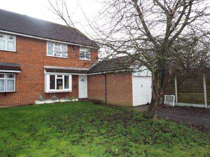 4 Bedrooms Semi Detached House for sale in Romford, Essex
