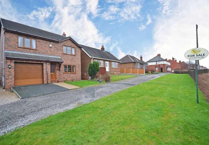4 Bedrooms Detached House for sale in Leeds Road, Wakefield