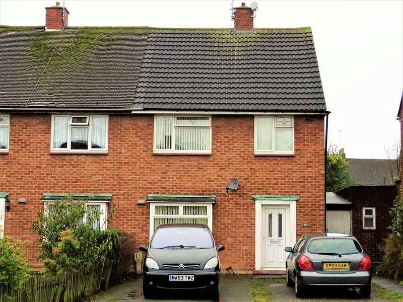 3 Bedrooms Semi Detached House for sale in Treherne Road, Coventry