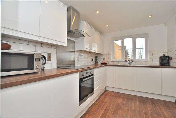 4 Bedrooms Link Detached House for sale in Blackthorn End, CHELTENHAM, Gloucestershire, GL53 0QB