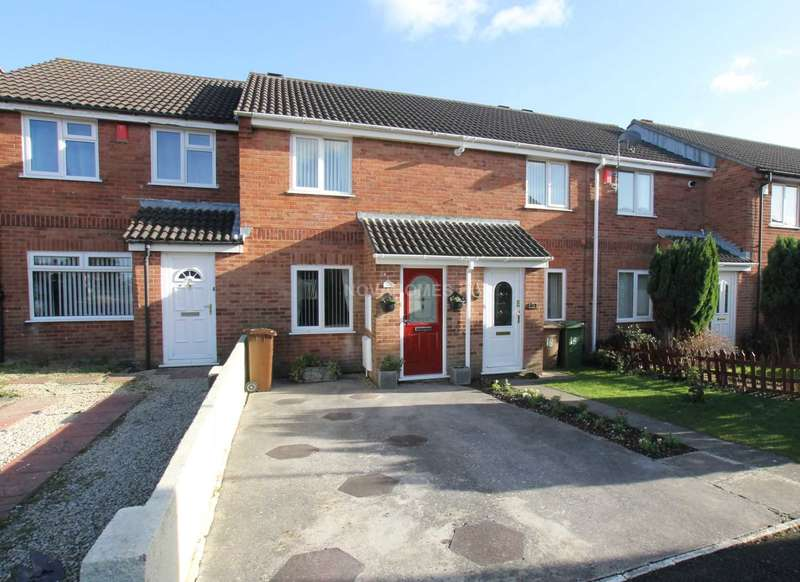 2 Bedrooms Terraced House for sale in Witham Gardens, Efford, PL3 6ES