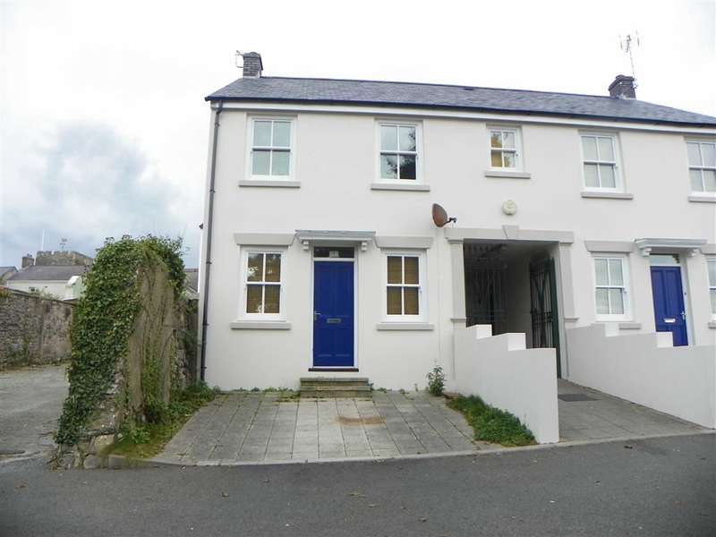 4 Bedrooms Semi Detached House for sale in Trewent Court, Pembroke
