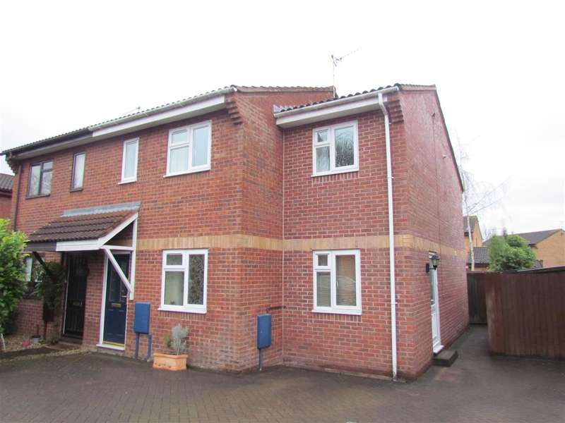 3 Bedrooms Property for sale in Newcastle Close, Worcester