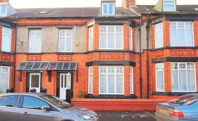 5 Bedrooms Terraced House for sale in Elm Hall Drive, Mossley Hill, Liverpool, L18