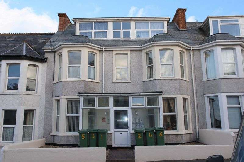 1 Bedroom Flat for sale in Higher Tower Road, Newquay