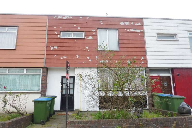 2 Bedrooms Terraced House for sale in Bracondale Road, Abbey Wood, London, SE2 9EF