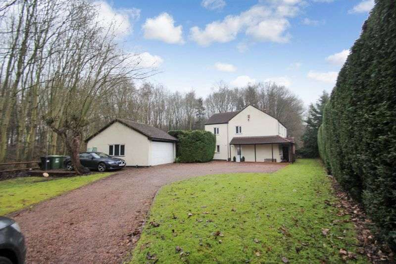 3 Bedrooms Detached House for sale in Birmingham Road, Studley