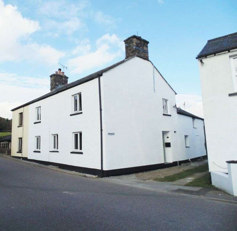 4 Bedrooms Semi Detached House for sale in Bridestowe