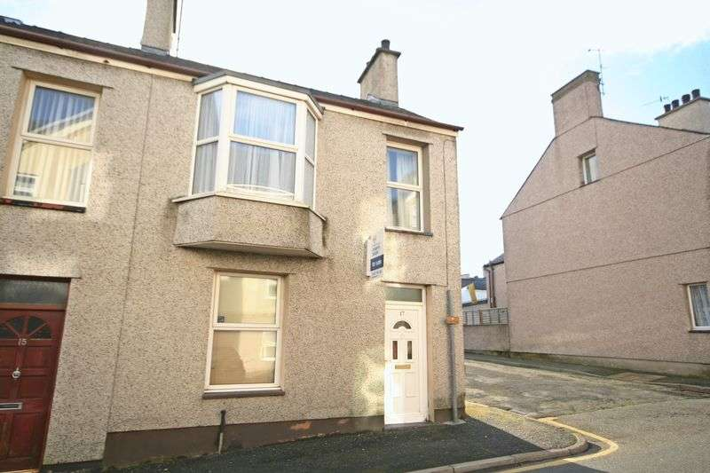 2 Bedrooms Terraced House for sale in Holborn Road, Holyhead, Anglesey