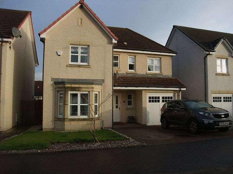 4 Bedrooms Detached House for sale in Bluebell Grove, Kelty