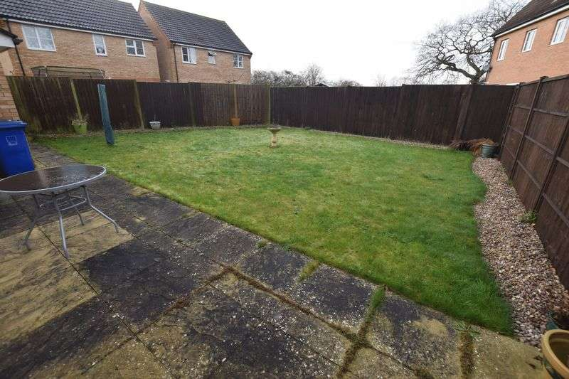 3 Bedrooms Detached House for sale in The Brambles, Market Rasen