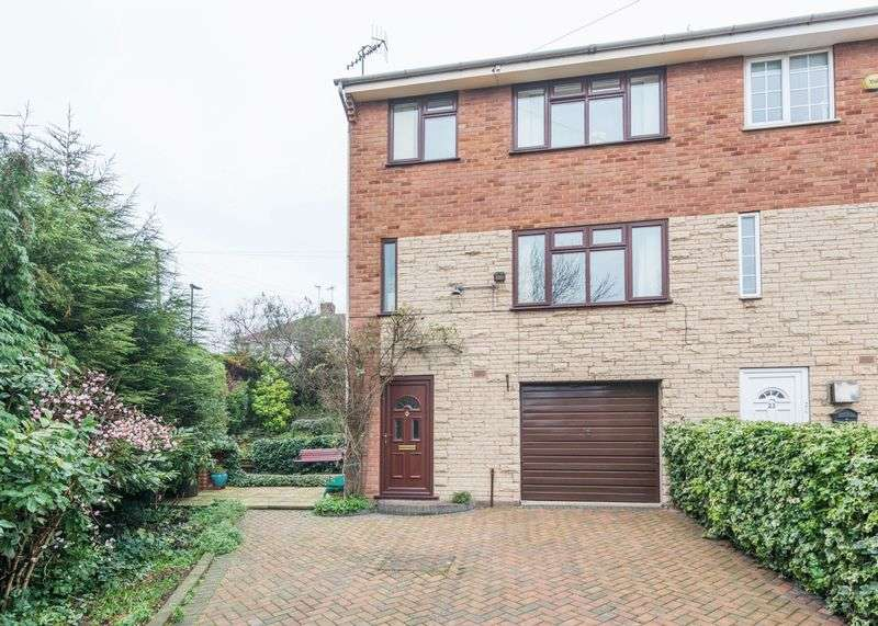 3 Bedrooms Terraced House for sale in Farcroft Grove, Wincobank, S4 8BP - Two Garages