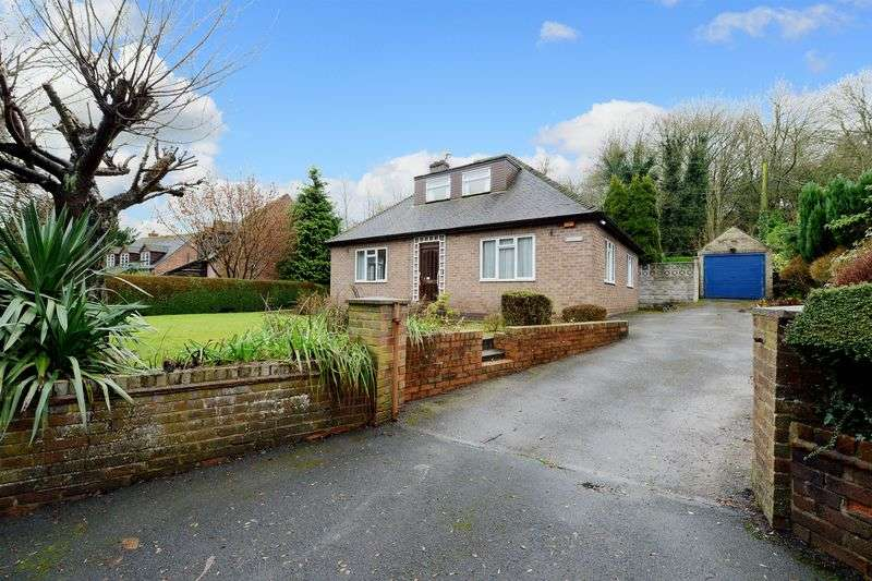 3 Bedrooms Detached Bungalow for sale in Barnetts Leasows, Jackfied, Telford, Shropshire.