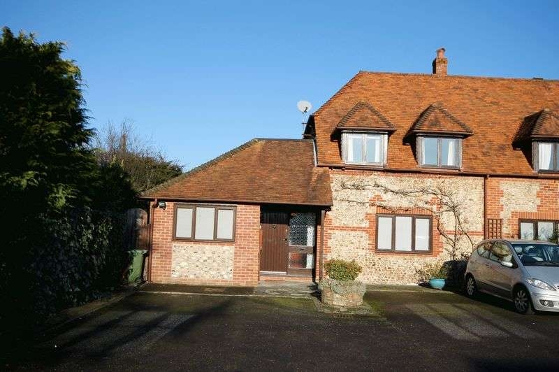3 Bedrooms Terraced House for sale in Heatherton Mews, Emsworth