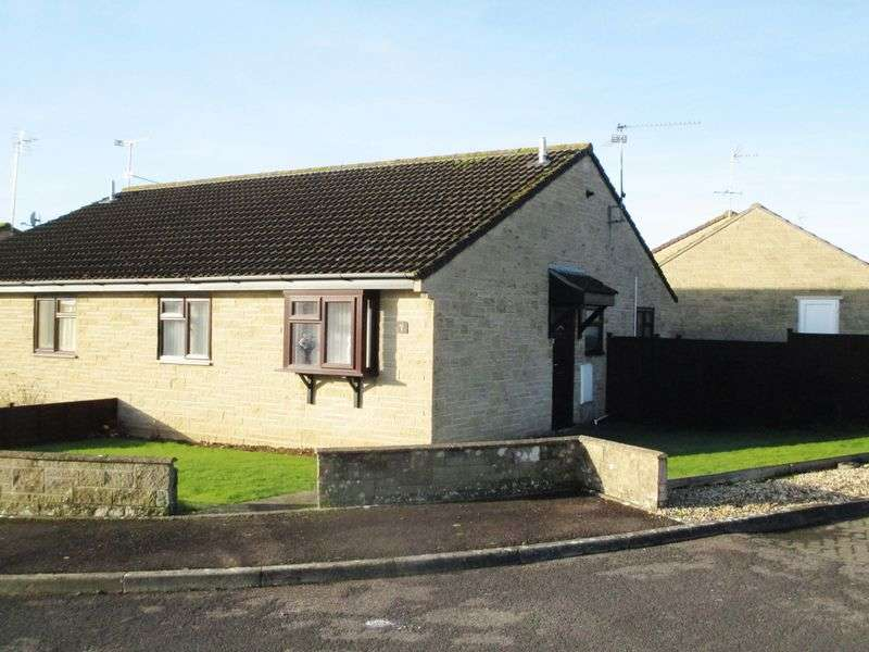 2 Bedrooms Semi Detached Bungalow for sale in Bowleaze, Yeovil
