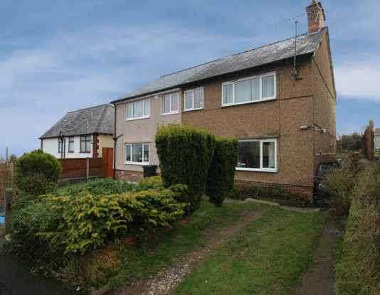 3 Bedrooms Semi Detached House for sale in Maes Lygan, Holywell, Clwyd, CH8 8JD