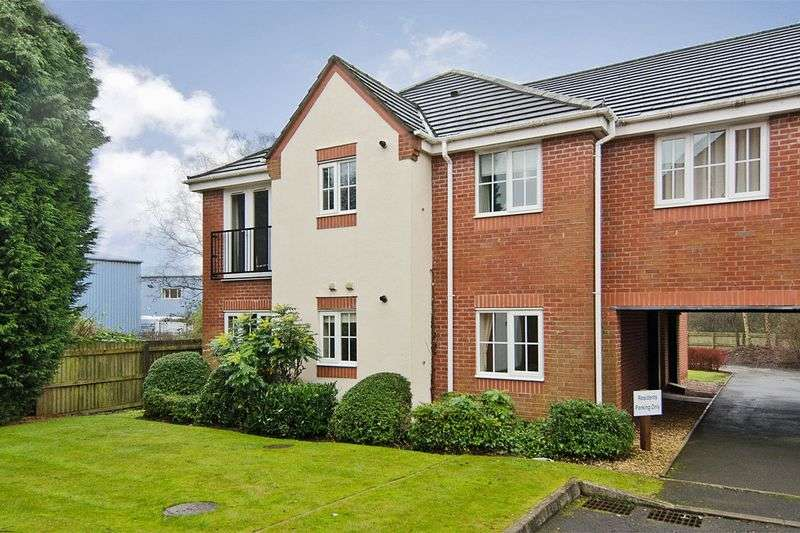 1 Bedroom Flat for sale in New Plant Lane, Burntwood