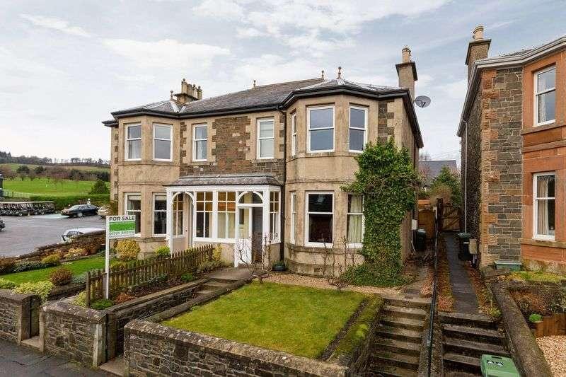 4 Bedrooms House for sale in Strathbogie, 36 Kirkland Street, Peebles, EH45 8EU