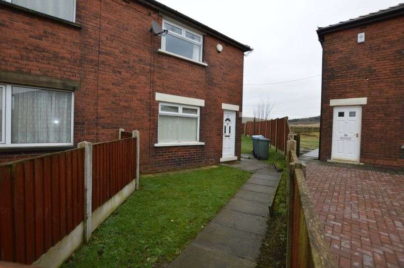 2 Bedrooms Semi Detached House for sale in Moorland Crescent, Rochdale