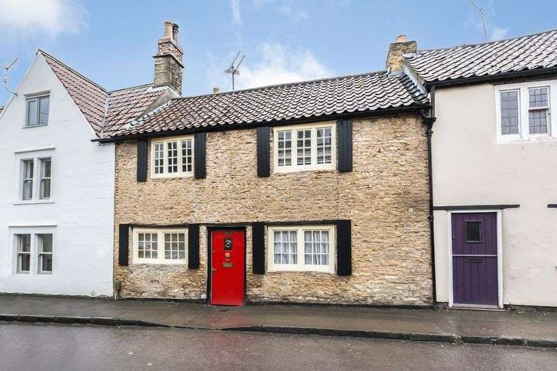 2 Bedrooms Terraced House for sale in Selwood Road, Frome