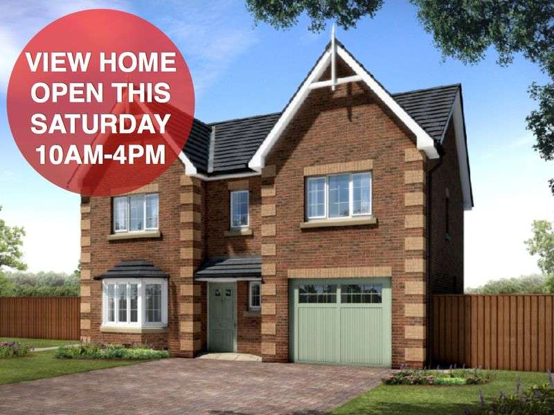 4 Bedrooms Detached House for sale in Plot 8, Dol Hyfryd, Ruthin Road, Denbigh