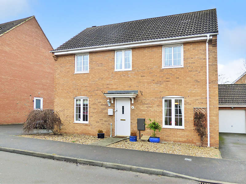 4 Bedrooms Detached House for sale in Oldenburg Road, Westbury