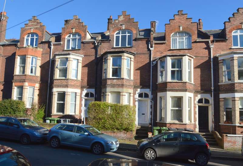 1 Bedroom Property for sale in St Davids, Exeter