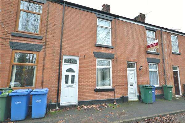 2 Bedrooms Terraced House for sale in Garden Terrace, Chorley, Chorley