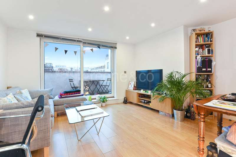 2 Bedrooms House for sale in Angel Wharf, 164 Shepherdess Walk, London, N1