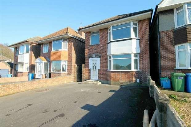 3 Bedrooms Detached House for sale in Oakdale, Poole, Dorset