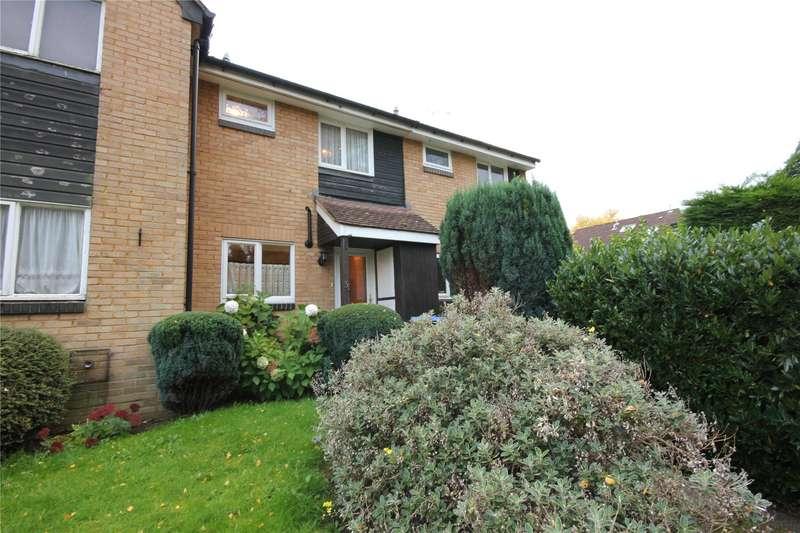 2 Bedrooms Terraced House for sale in Nethercote Avenue, Woking, Surrey, GU21