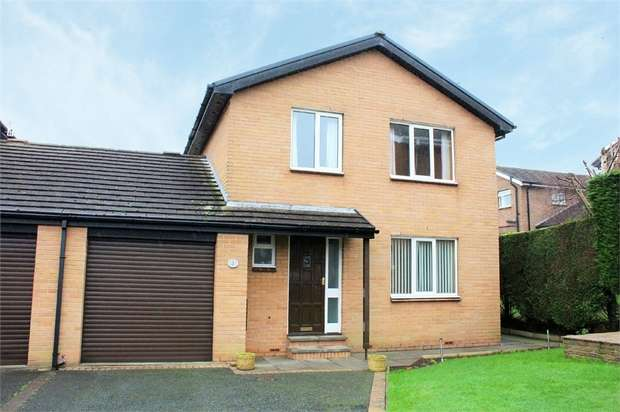 3 Bedrooms Link Detached House for sale in Buseph Court, Morecambe, Lancashire
