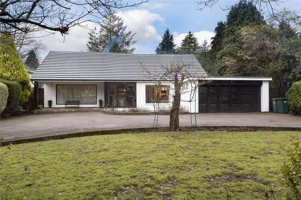 4 Bedrooms Detached Bungalow for sale in Cannon Hill Road, Cannon Hill, Coventry