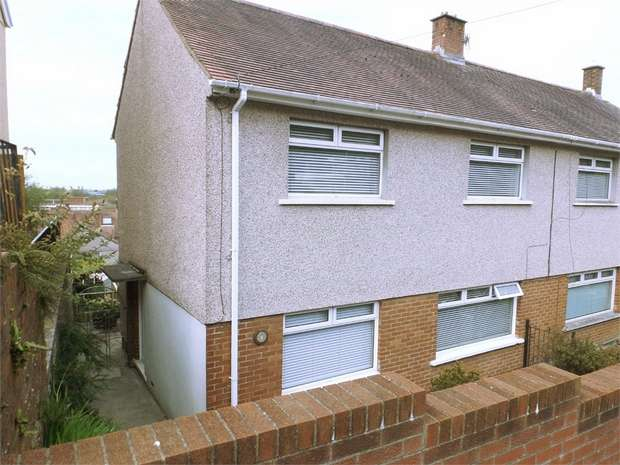 3 Bedrooms Semi Detached House for sale in Willow Grove, Baglan, Port Talbot, West Glamorgan