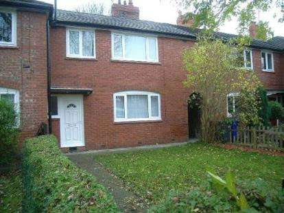 3 Bedrooms Terraced House for sale in Cundiff Road, Manchester, Greater Manchester