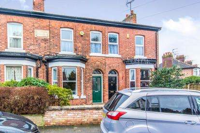 2 Bedrooms Terraced House for sale in Victoria Drive, Sale, Trafford, Greater Manchester