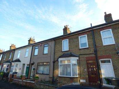 3 Bedrooms Terraced House for sale in Forest Road, Cheshunt, Waltham Cross, Hertfordshire