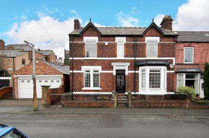 4 Bedrooms Detached House for sale in Vesey Street, Rawmarsh, Rotherham