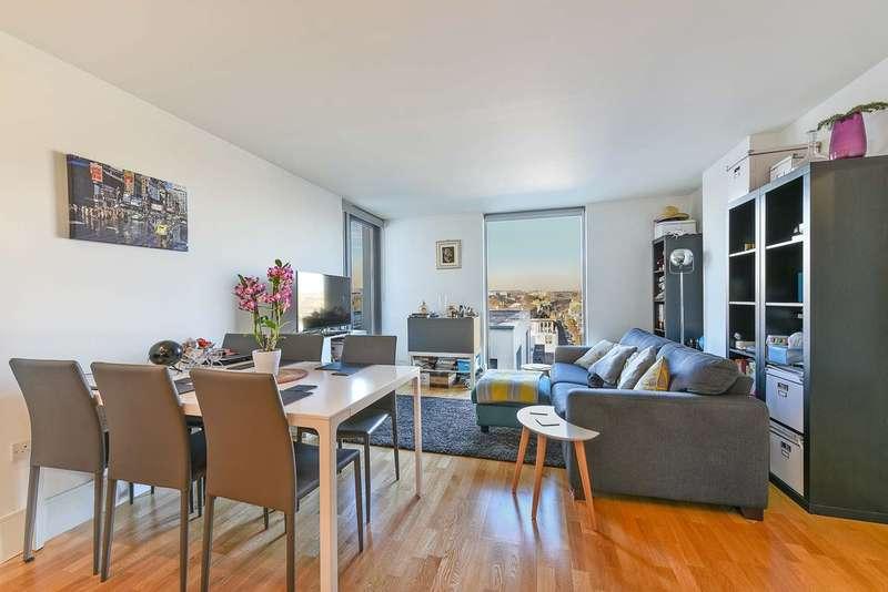 1 Bedroom Flat for sale in Highbury Stadium Square - 550000